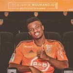 Moukandjo nuevo jugador del Lorient