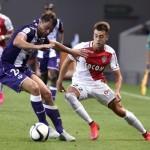 Toulouse 1-1 Mónaco. Una parte para cada uno