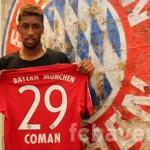 Kingsley Coman, nuevo jugador del Bayern