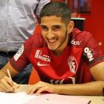 Yassine Benzia nuevo jugador del Lille