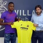 Bakambu nuevo jugador del Villarreal