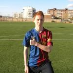 El canterano del Barça Fran Alvarez al Mónaco