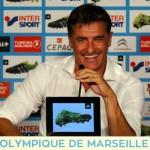 La rueda de prensa de Míchel previa al Nantes