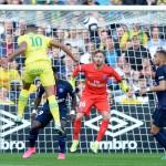 Nantes 1-4 PSG: Blanc acierta en la segunda mitad