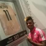 Lemina ha sido presentado con la Juve