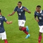 Francia 2-1 Serbia: Matuidi vale por dos
