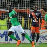 Montpellier 1-2 Saint-Etienne: Los errores te envían al pozo