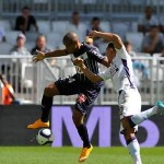 Girondins 1-1 Toulouse: Derbi de muchísima intensidad
