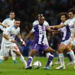Toulouse 1-1 Marsella: Vencen las expulsiones