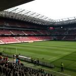Récord del peor número de espectadores en el Allianz Riviera