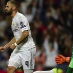 Benzema entre los 10 mejores goleadores de la historia de la UCL
