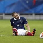 ¿Griezmann, culpable de la lesión de Benzema?