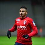 Boufal no seguirá en el Lille