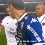 Squillaci insulta a Ibrahimovic