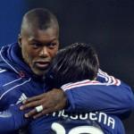 """Cissé: """"Benzema no es mala persona"""""""