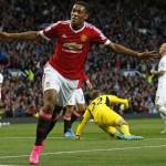 """Martial: """"Me encanta el fútbol inglés"""""""