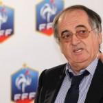 Le Graët negociará con Nike el contrato de Les Bleus