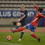 Pleno francés en la Champions femenina