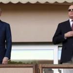El Príncipe Alberto descontento con la gestión del Mónaco