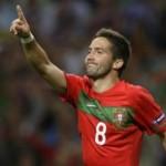 Moutinho baja con Portugal por lesión
