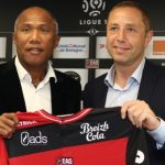 Kombouaré, nuevo entrenador del Guingamp