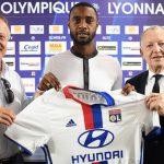 N'Koulou firma con el OL