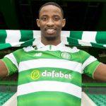 Dembélé firma por el Celtic