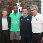 Bryan Dabo ficha por el Saint-Etienne