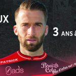 Lucas Deaux firma con el Guingamp