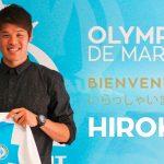 Hiroshi Sakai nuevo jugador del OM