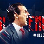 OFICIAL: Unai Emery, nuevo entrenador del PSG