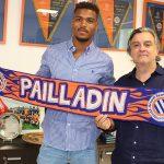 Mounié renueva con el Montpellier