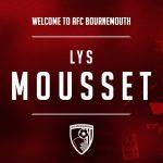 El Bournemouth ficha a Mousset