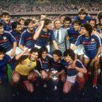 Historia de Francia en la Eurocopa: Francia 1984