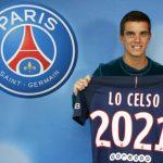 OFICIAL: Lo Celso, nuevo jugador del PSG