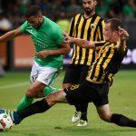 ASSE 0-0 AEK: En Atenas se decidirá todo