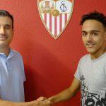Boutobba firma cuatro años con el Sevilla