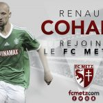 Cohade es nuevo jugador del Metz