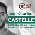 Castelletto, nuevo defensa del Red Star