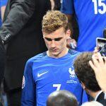 Griezmann, mejor jugador de la EURO 2016