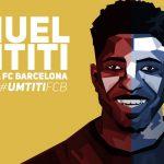 Samuel Umtiti, anunciado por el Barcelona