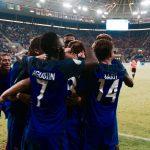 Francia 4-0 Italia: Gran final y título