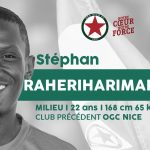 Raheriharimanana firma con el Red Star