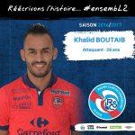 Boutaib ficha por el Estrasburgo