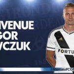 Igor Lewczuk firma con el Girondins