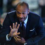 Thierry Henry, ayudante en la selección de Bélgica