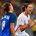 JJOO: Francia cae ante Estados Unidos