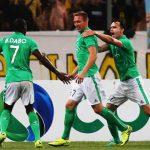 AEK 0-1 ASSE: El Saint-Etienne salva el honor galo
