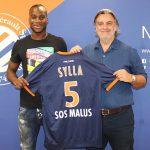 Yacouba Sylla firma con el Montpellier