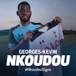 N'Koudou es nuevo futbolista del Tottenham